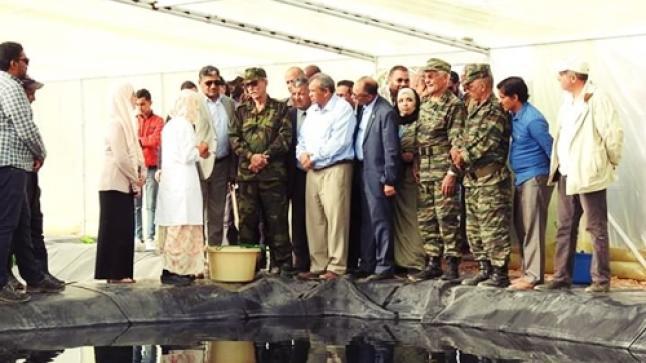 """أمريكا تُمول جبهة """"البوليساريو"""" لإنشاء أول مزرعة سمكية بتندوف"""