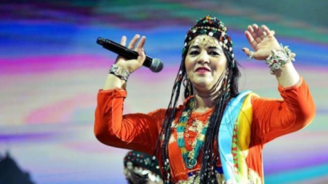 تابعمرانت تفوز بالجائزة التقديرية للثقافة الأمازيغية