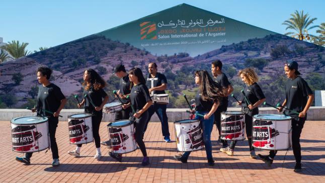 اختتام فعاليات المعرض الدولي للأركان بأكادير