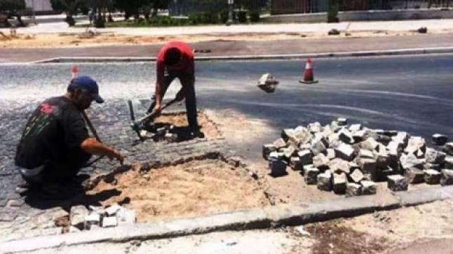 """تقديم عريضة """"مدارات الأحجار"""" بأكادير إلى وزير الداخلية ومجلس جطو (فيديو)"""