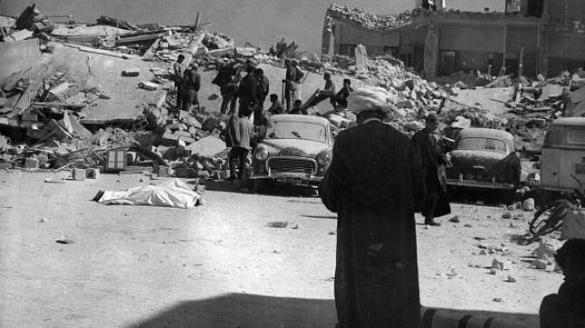 معرض فني جماعي بمناسبة الذكرى الـ60 لفاجعة زلزال أكادير