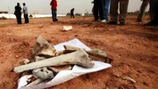 العثور على بقايا عضام بشرية يستنفر السلطات بشمال أكادير (صور)