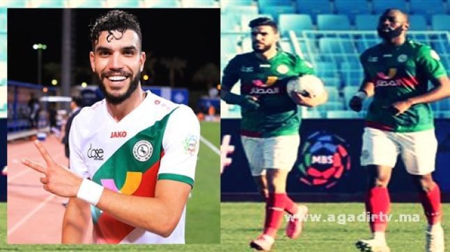 ابن سوس أزارو يُسجل أول أهدافه في الدوري السعودي (فيديو)
