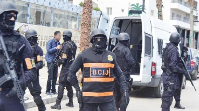 المكتب المركزي للأبحاث القضائية يتمكن من تفكيك خلية ارهابية خطيرة