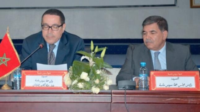 مجلس جهة سوس ماسة يخصص 2 ر20 مليون درهم لدعم جهود الحد من انتشار فيروس كورونا