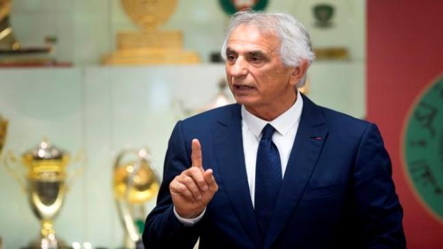 """حاليلوزيتش يستدعي """"نجمي حسنية أكادير"""" إلى اللائحة الأولية للمنتخب الوطني"""