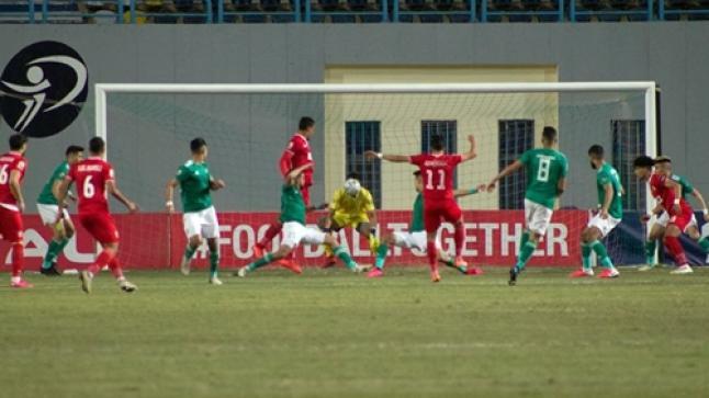 حسنية أكادير يهزم النصر الليبي بخماسية في طريقه لنصف نهائي كأس الكاف (فيديو)