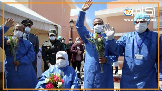 تسجيل حصيلة يومية قياسية لعدد المتعافين من فيروس كورونا بالمغرب