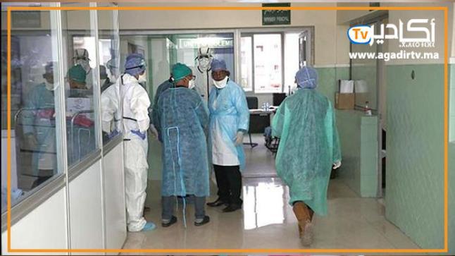 6645 حالة شفاء من فيروس كورونا بجهة سوس ماسة