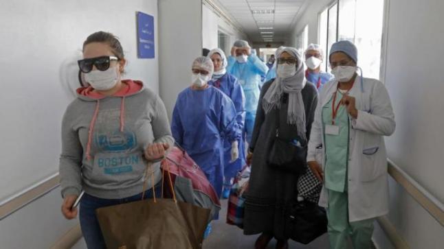 310 حالة إصابة جديدة بفيروس كورونا بالمغرب خلال 16 ساعة