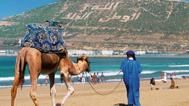 السياحة الداخلية رهان المهنيين لإعادة بعث الروح في وجهة أكادير بعد رفع الطوارئ الصحية