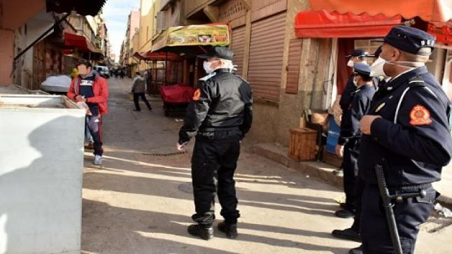 إحالة 742 شخصا على العدالة بتارودانت بسبب عدم ارتداء الكمامة