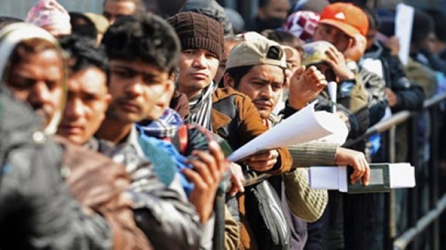 ارتفاع معدل البطالة في المغرب خلال الفصل الثاني من سنة 2020