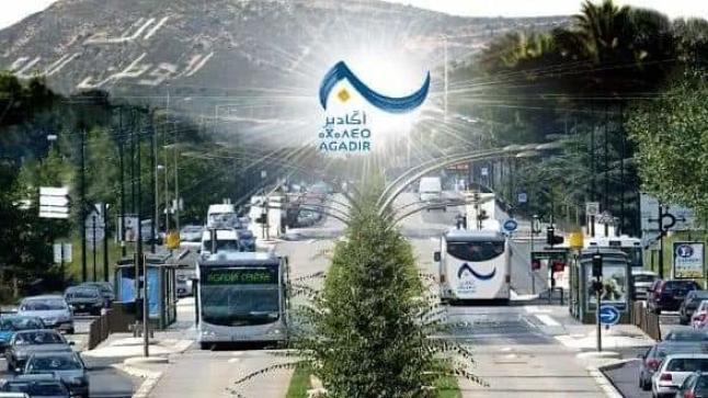 انطلاق أشغال تهيئة مسار الحافلات عالية الجودة BHNS بأكادير