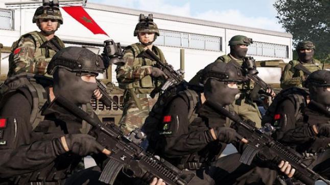 """القيادة العامة للقوات المسلحة الملكية.. """"معبر الكركرات أصبح الآن مؤمنا بشكل كامل"""""""