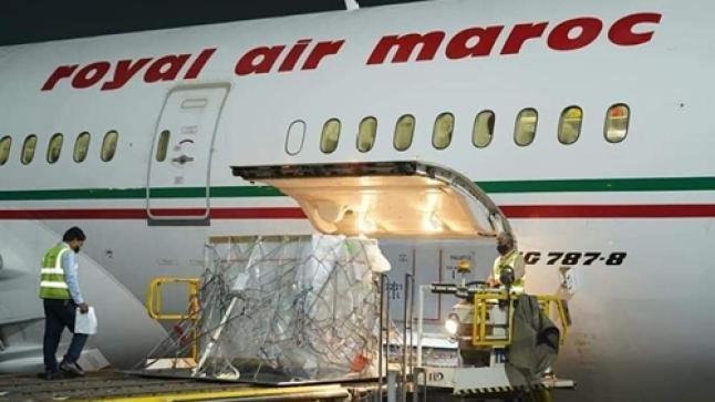 المغرب يتوصل بشحنة جديدة من لقاح كورونا
