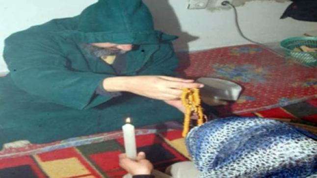 """توقيف مشعوذ بأكادير يقوم بتصوير ضحاياه أثناء """"استنطاق الجن"""""""
