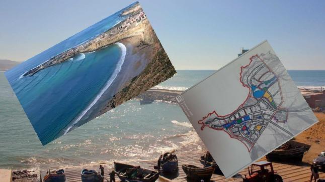 """لقاء حول تصميم تهيئة مركز """"إمسوان الشاطئ"""""""