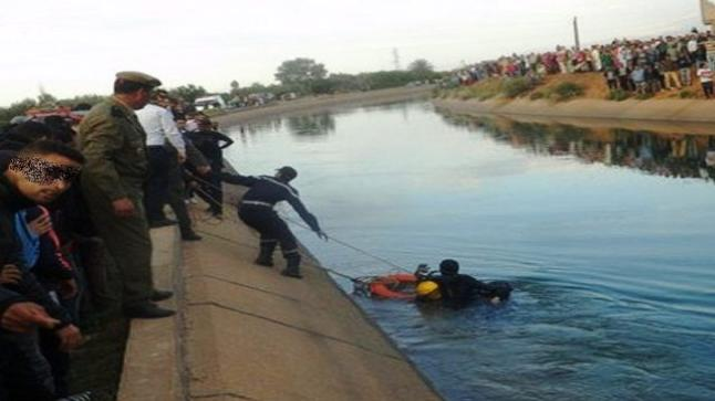 العثور على جثة شاب إيفواري بقناة للري باشتوكة يستنفر السلطات