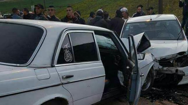 حادثة سير خطيرة في الطريق الوطنية بين تيزنيت وأكادير