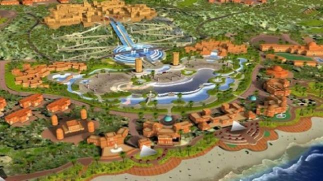 """"""" نقطة أنشور"""".. مشروع سياحي كبير ضواحي أكادير"""
