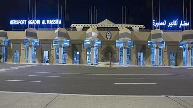 مطار أكادير المسيرة يحصل علامة الجودة من المجلس الدولي للمطارات