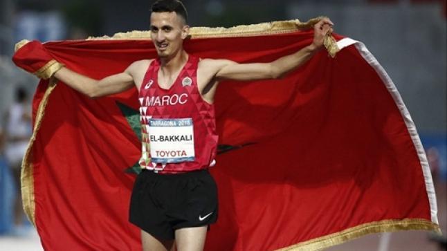 البقالي يتوج المغرب بأول ميدالية ذهبية في أولمبياد طوكيو (فيديو)