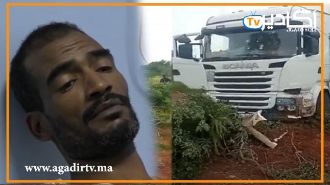 """السائق السوسي الناجي من عملية إطلاق النار بمالي يروي """"تفاصيل صادمة"""" عن مقتل زميليه (فيديو)"""