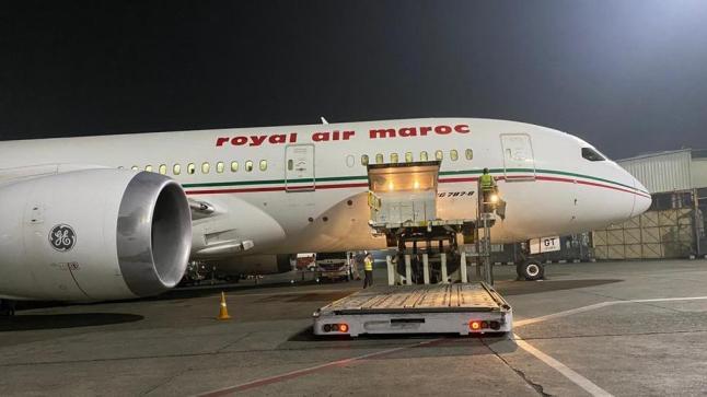 """المغرب يتوصل بشحنة جديدة من لقاح """"فايزر"""" الأمريكي"""