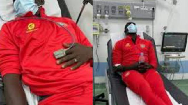 قبل مواجهة المنتخب المغربي..لاعبو غينيا يتعرضون للتسمم