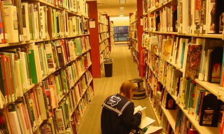 """ATG """"I Wonder"""" Wednesday: Are libraries losing their brand as places of study and contemplation?"""