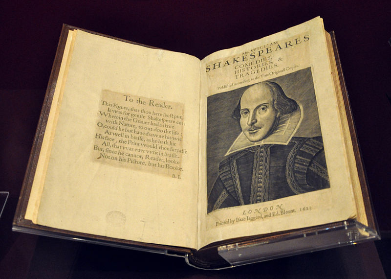 ATG Book of the Week: The Millionaire and The Bard: Henry Folger's Obsessive Hunt for Shakespeare's First Folio