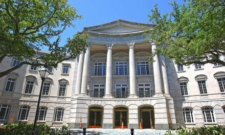 """ATG """"I Wonder"""" Wednesday: While the plenaries are being held at the Galliard Center, I know that the  Vendor Showcase and Registration will still be at the Francis Marion Hotel"""