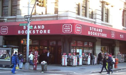 ATG Quirkies: Want a Job at the Fabled Strand Bookstore?