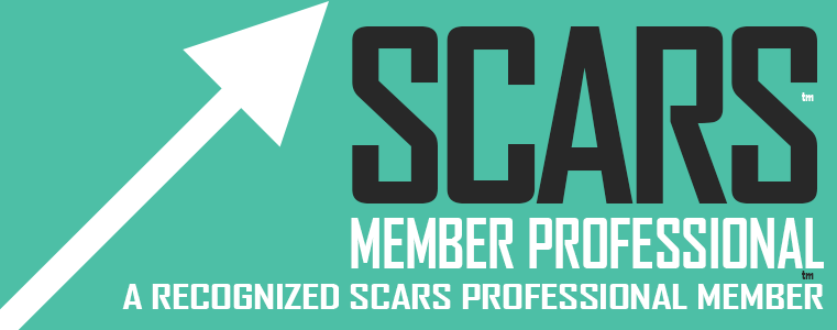 SCARS - Society of Citizens Against Romance Scams - Professional Membership Badge