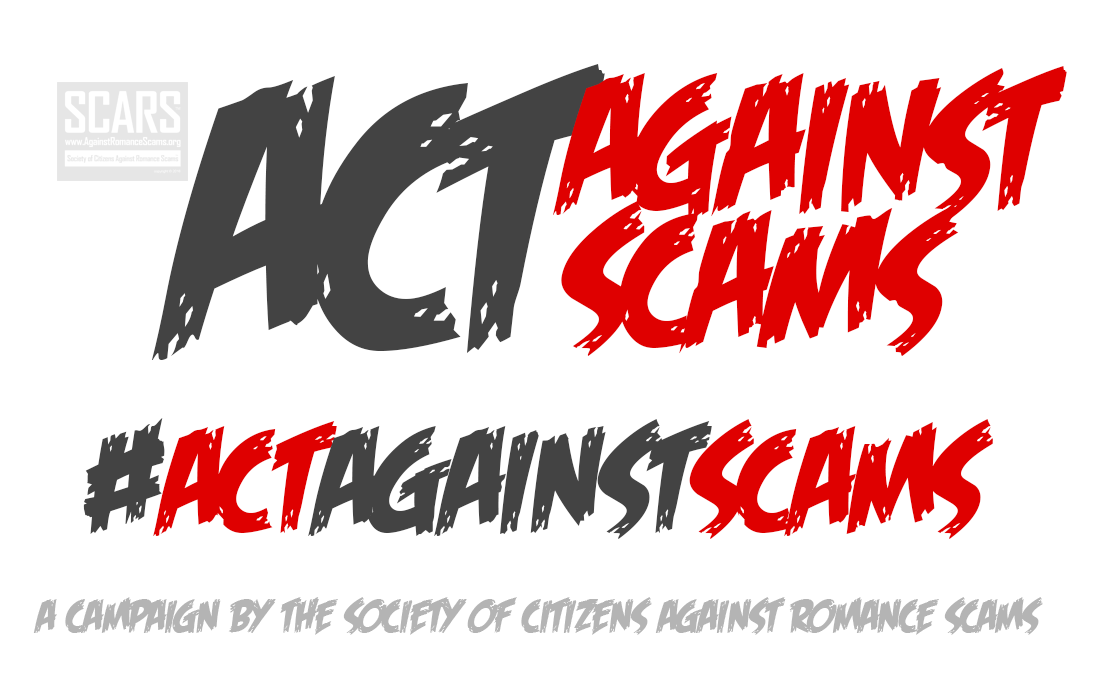 SCARS Act Against Scams 2017/2018 Campaign