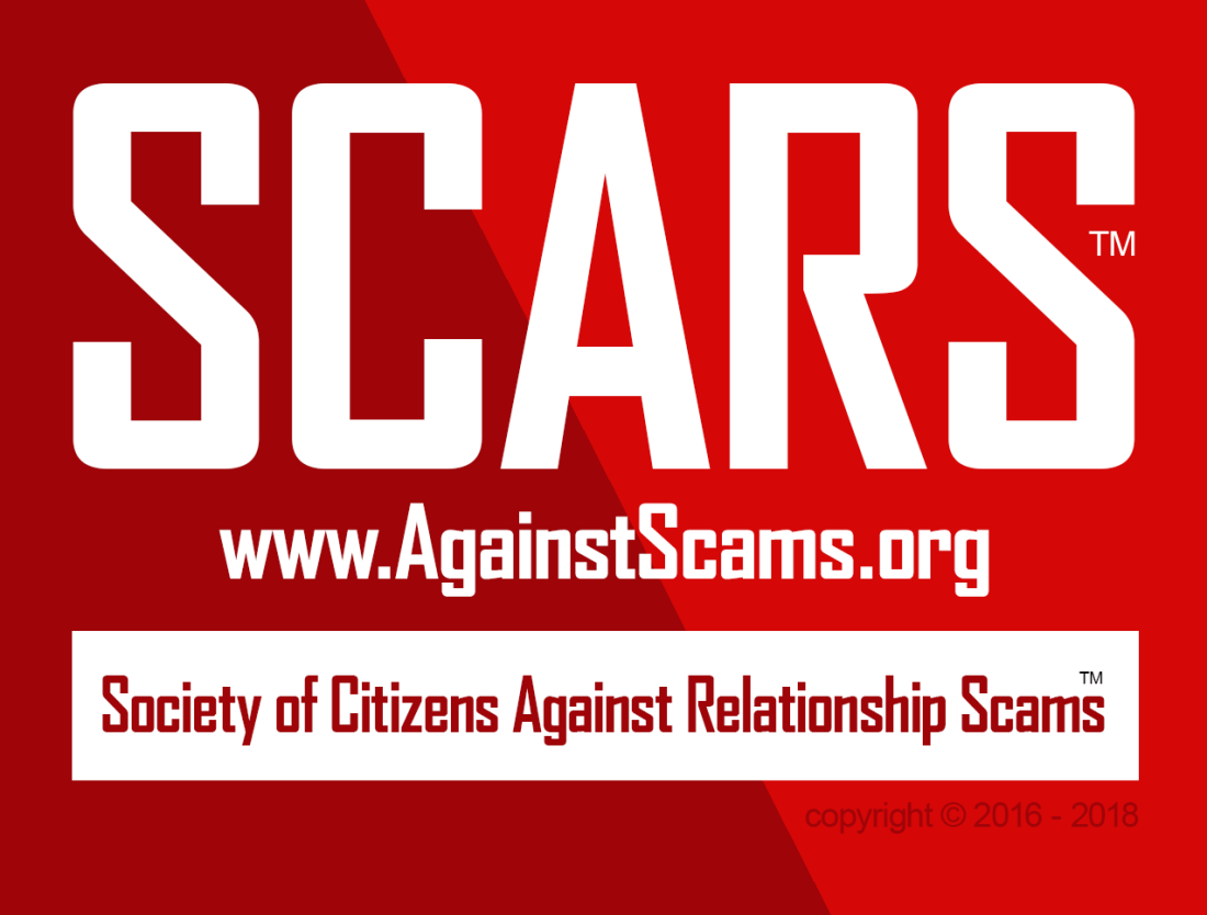 Society of Citizens Against Relationship Scams Inc.