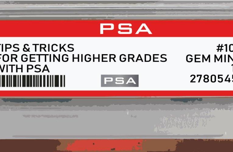 LAWSUIT: PSA Grading Service Sued For Grading Altered, Trimmed Cards