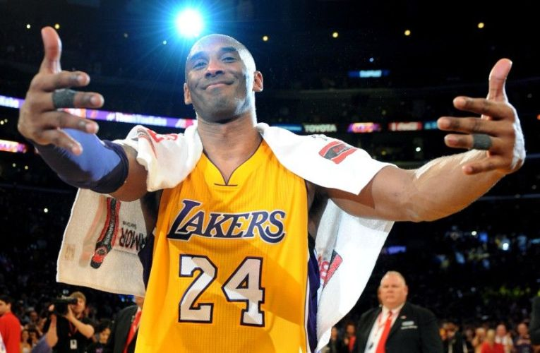 WOW: Kobe Bryant Towel Sold For $33k At Auction