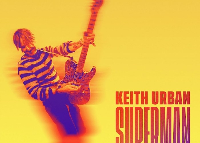 LISTEN: Keith Urban's Newest Single 'Superman' Is Absolutely Phenomenal