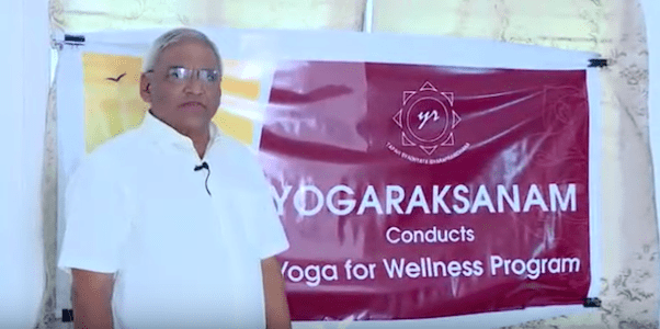 Strengthen your Lungs with Yoga – Yoga Raksanam