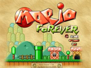 Mario Forever v3.0