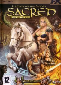 SACRED The Legend of Sacred Weapon PC