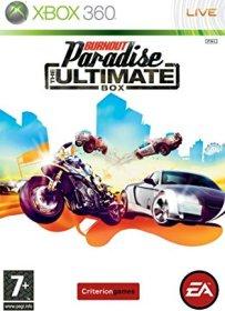 Burnout Paradise The Ultimate Box Xbox360