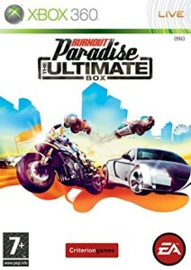 Burnout Paradise The Ultimate Box Xbox360