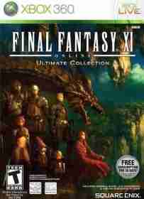 Final Fantasy XI Ultimate Collection Online Xbox360