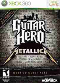 Guitar Hero Metalica Xbox360