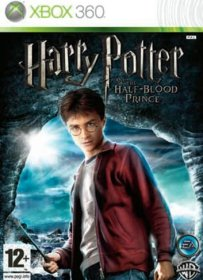 Harry Potter And The Half Blood Prince Xbox360