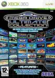 Sega MegaDrive Ultimate Collection Xbox360