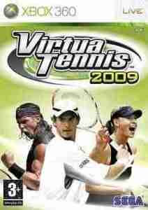 Virtua Tennis 2009 Xbox360